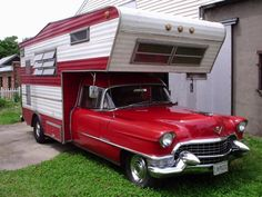 Cadilliac RV Camper