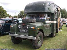 Land Rover Camper Van in an serie Caravan Hire, Camper Caravan, Truck Camper, Camper Van, Landrover Camper, Defender Camper, Land Rover Defender, Defender 90, Classic Campers