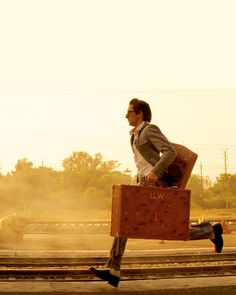 The Darjeeling Limited | Director: Wes Anderson | Cinematographer: Robert D. Yeoman Adrien Brody