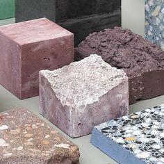 Concrete jungle. Xk #inspiration : Studio Ossidiana