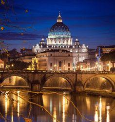 Saint Peter's Basilica!