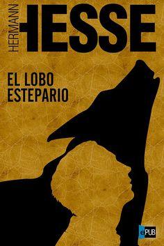 El lobo estepario de Hesse en pdf (portada)
