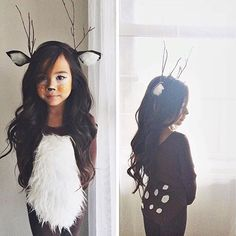 Such a cute costume!