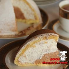 Цуккотто - десерт из Флоренции