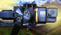 Comment monter une GoPro HERO 5 et HERO 6 sur le stabilisateur Zhiyun Smoot.