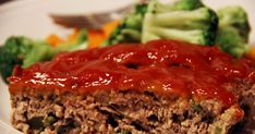 Turkey Meatloaf Way back when I initially joined Weight Watchers (okay, maybe more like a little more than a year ago!), one of the f...