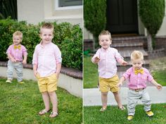 pink and yellow outfits for toddler boys, mustard yellow baby bow tie, yellow high tops, pink oxford shirt Toddler Boy Fashion, Toddler Boy Outfits, Toddler Boys, Kids Fashion, Cute Baby Boy, Cute Babies, Baby Boy Belts, Pink Bow Tie, Kids Z