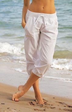 Capribyxa Summer Outfits, Pants, Fashion, Trouser Pants, Moda, Summer Wear, Fashion Styles, Women's Pants, Women Pants