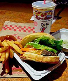 Teddy's Bigger Burgers テディーズビガーバーガー - 2件のもぐもぐ -  by Jive Chie