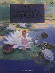 The Classic Treasury of Hans Christian Andersen: Hans Christian Andersen, Christian Birmingham: 9780762413935: AmazonSmile: Books