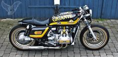 supercharged honda gl1000 gold wing