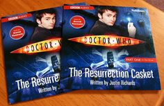 DOCTOR WHO<>The Resurrection Casket<>Audio Book Read by David Tennant<>NEW Listing in the CDs & Cassettes,Doctor Who,Science Fiction,Collectables Category on eBid From Fudbucket