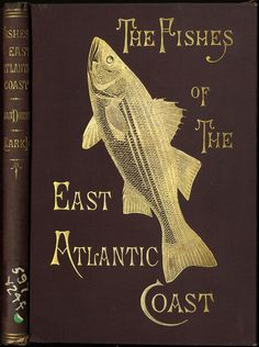 The Fishes of the East Atlantic Coast That Are Caught with Hook and Line, 1884