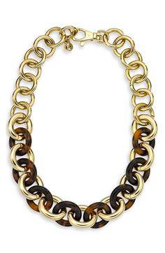 Michael Kos Status Link Necklace $183.90
