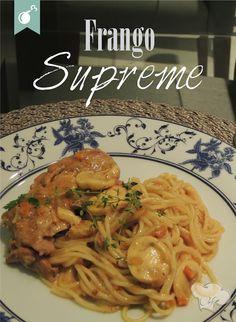 Frango Supreme   Chicken Supreme (Julia Child Recipe's)