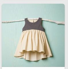 Cute top or dress with bloomers
