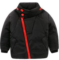 "Zago Little Boys Casual Side Zipper Stand Collar Down Jacket Coat black 6y. For Asia SIZE Information, please See Below ""description"" Section!. Free Shipping by USPS with Tracking Number, Arrival Takes 12-20 Days!. Support USA Local Return address!. 100% Buyer Satisfaction Guaranteed!. Become Our Member to Enjoy Free Gift on Your Birthday!."