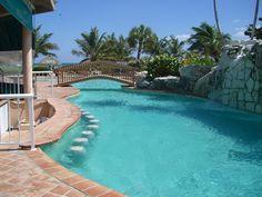 Island Seas Resort in The Bahamas, good memories at this bar!