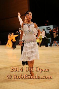 UK open best dresses
