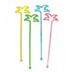 Palm tree drinks stirrers http://www.wfdenny.co.uk/p/palm-tree-drinks-stirrers/5731/