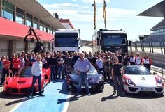 Clarkson, Hammond And May Treat Fans To First Look At New Car Show
