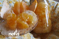 Mandalina (veya Portakal) Reçeli