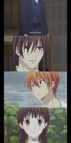 Manga Anime, Anime Art, Kyo And Tohru, Cardcaptor Sakura, Fruits Basket Manga, Grand Prix, Version Francaise, Girls Anime, Anime Love