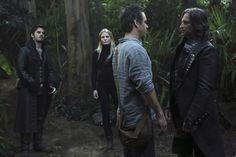 Neal Cassidy, Rumpelstiltskin, Emma Swan and Captain Hook #OUAT #OnceUponATime