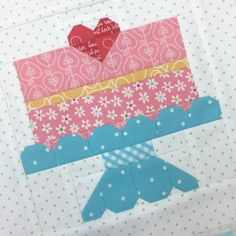 Happy Birthday to Farm Girl Vintage, the darling book by #Aurifil designer Lori Holt of #BeeInMyBonnet! Lori designed this Layer Cake block to celebrate the one year anniversary of her third book, Farm Girl Vintage. Visit the Fat Quarter Shop blog to see the list of quilters who have already made their own version of Lori's Layer Cake block. For the FREE block download, please visit: http://beeinmybonnetco.blogspot.com/2016/06/a-new-farm-girl-friday-happy.html