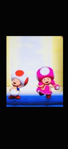 Toad, Sweet, Characters, Candy