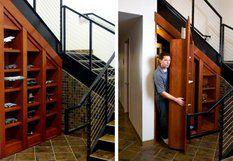 versteckt geheimr ume und t re in der wohnung pinterest verstecke sicherheit und. Black Bedroom Furniture Sets. Home Design Ideas