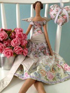 moldes de roupas da boneca tilda - Pesquisa Google: