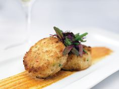 Winter: Crab Cakes With Sherry Mayonnaise | Entertainment | Rodney Strong Vineyards