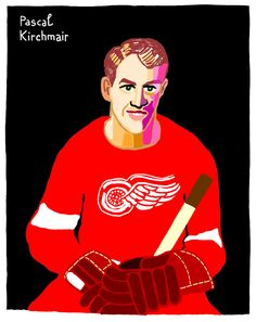 "GORDIE HOWE (March 31, 1928 – June 10, 2016) was a Canadian professional ice hockey player. From 1946 to 1980, he played twenty-six seasons in the National Hockey League (NHL) and six seasons in the World Hockey Association (WHA); his first 25 seasons were spent with the Detroit Red Wings. Nicknamed ""Mr. Hockey"", Howe is considered the most complete player to ever play the game and one of the greatest ice hockey players of all time."