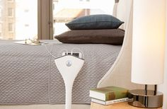 The Tower Elevates Your Outlet to a Height of Easy Reach #gadgets #tech trendhunter.com