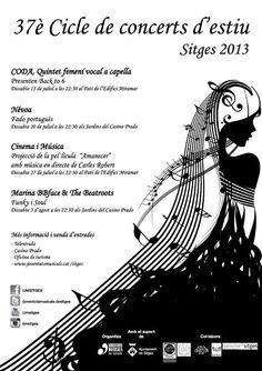 JM SPAIN: Quatre concerts en el marc del 37è Cicle de Concerts d'Estiu de Joventuts Musicals