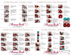Hi everyone, Thank you so much for your appreciation over the years. Just to let you know I have relaunched the Roman Sock Shop and you can now find it at romansock.com. I am so glad everyone loves these cute...