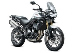 Best bikes for pillions: Triumph Tiger 800 XC