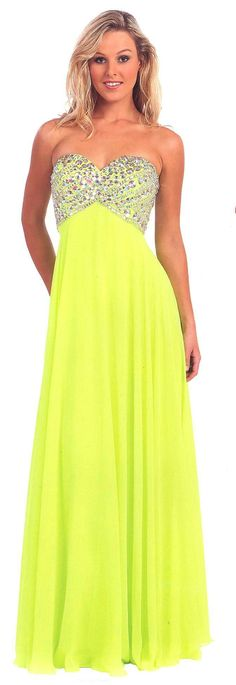 Prom Dresses Evening Dresses under $200<BR>10129<BR>Strapless sweetheart long dress beads and stones covering bodice