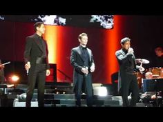 IL DIVO Oberhausen 2012 - Time to say good bye