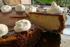 Diabetic Recipes, Diet Recipes, Cake Recipes, Hungarian Recipes, Cheesecakes, Tiramisu, Tart, Food And Drink, Pudding
