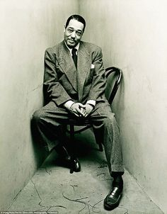 Irving Penn, Duke Ellington 1948