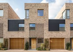 Abode at Great Kneighton by Proctor and Matthews Architects