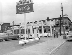 White Castle early '50s