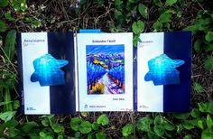 Denis Daul: la poésie du Phénix Renaissance, Logos, Reading Practice, Feather, Livres, Logo