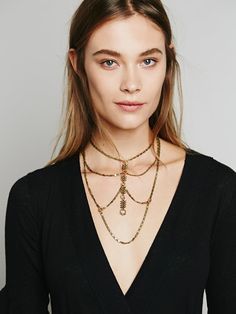 Haati Chai Ayla Neckpiece at Free People Clothing Boutique