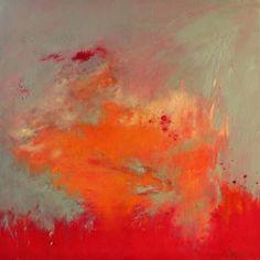 """Saatchi Art Artist Isabelle Philips-Decramer; Painting, """"Hommage 1"""" #art"""