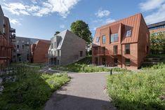 Kengo Kuma, Odense, Aarhus, Architectural Features, Architectural Elements, Residential Architecture, Landscape Architecture, Contemporary Architecture, Park Landscape