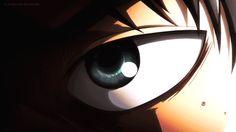 Eren Jaeger + Ghoul Eyes