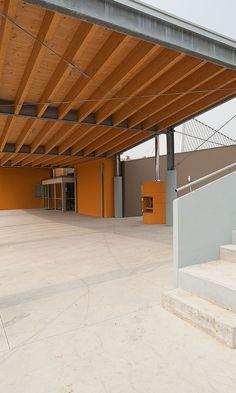 Bongiana Architetture -  Centro polivalente, I-Castelfranco Veneto (TV), 2005-2009